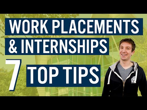 Finding A Work Placement Or Internship: 7 Top Tips - Study In The UK | Cardiff Met International