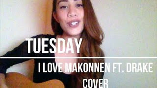 Tuesday - Danelle Sandoval (Original Cover)