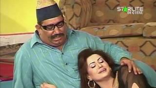 Best Of Nasir Chinyoti, Nargis and Tahir Anjum New Pakistani Stage Drama Full Comedy Funny Clip