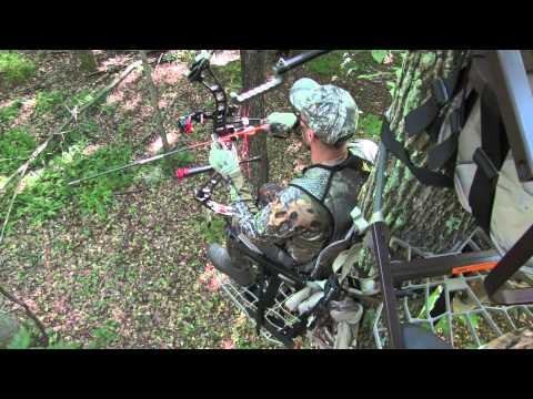 Doe Hunt: CT Archery Opener 2015