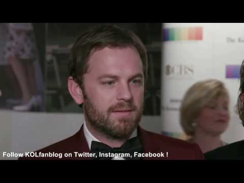 Interview + Red Carpet Kennedy Honors Gala (Kings Of Leon)