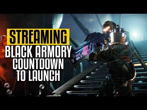 Destiny 2 ? Black Armory Countdown | Season of the Forge | Exotic Grind | PC Gameplay thumbnail