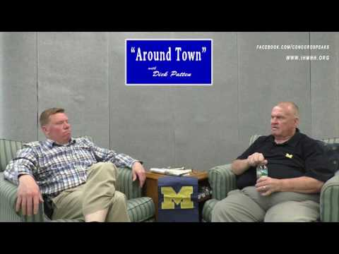 Around Town: with guest: Jack Dunn | Concord School's Business Administrator