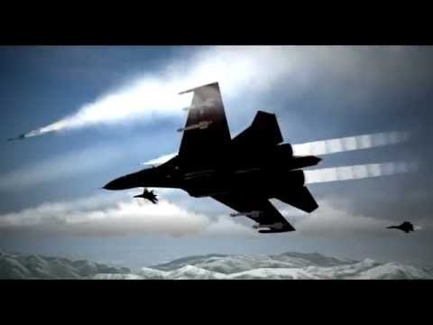 "DCS: SU-27S Flanker Full intercept flight and recovery ""Professional Flight Model"""
