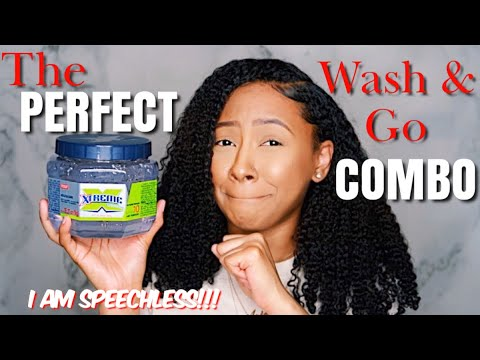 THE PERFECT WASH & GO COMBO!!! MUST WATCH!! I AM SPEECHLESS!!