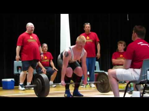 2017 Show Me State Games - Powerlifting-Push/Pull (Team Top Potential)