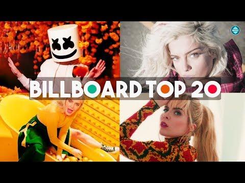 Billboard • UK Top 20 Songs Of The Week - MARCH 31, 2018