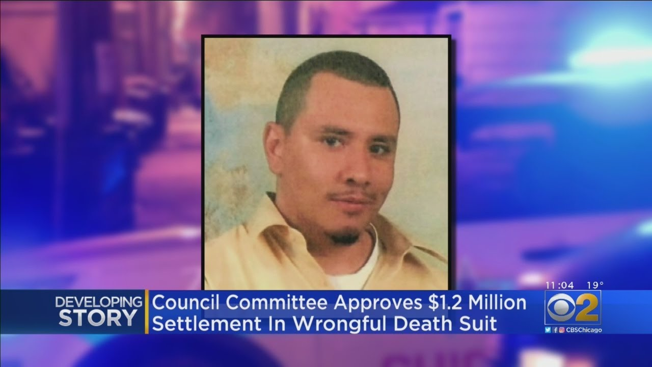 Finance Committee OKs $1.2 Million Settlement In Death Of Man In Police Custody