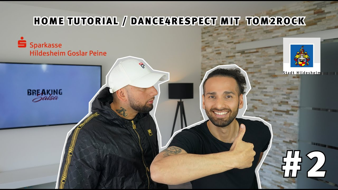 Home Tutorial Dance4Respect Teil 2 | Tom2Rock