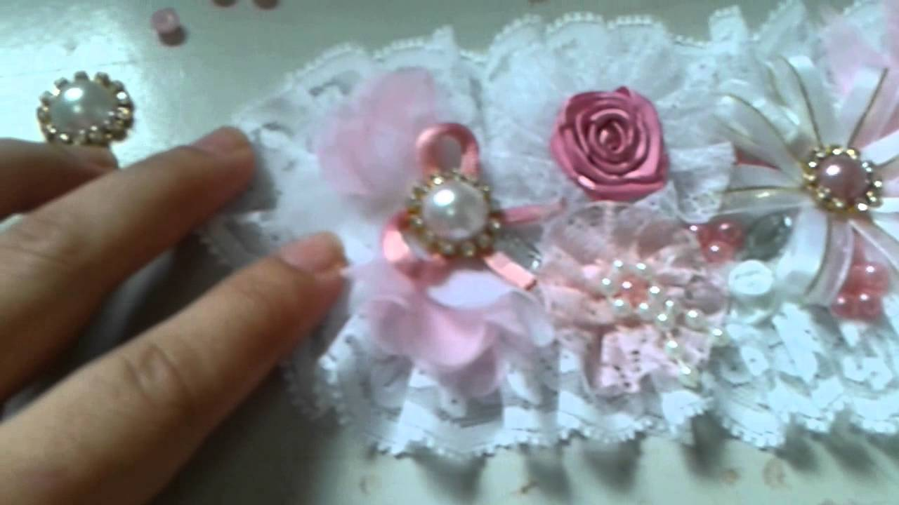 Faixa super Luxo para Bebê - YouTube 6542d4d6b5