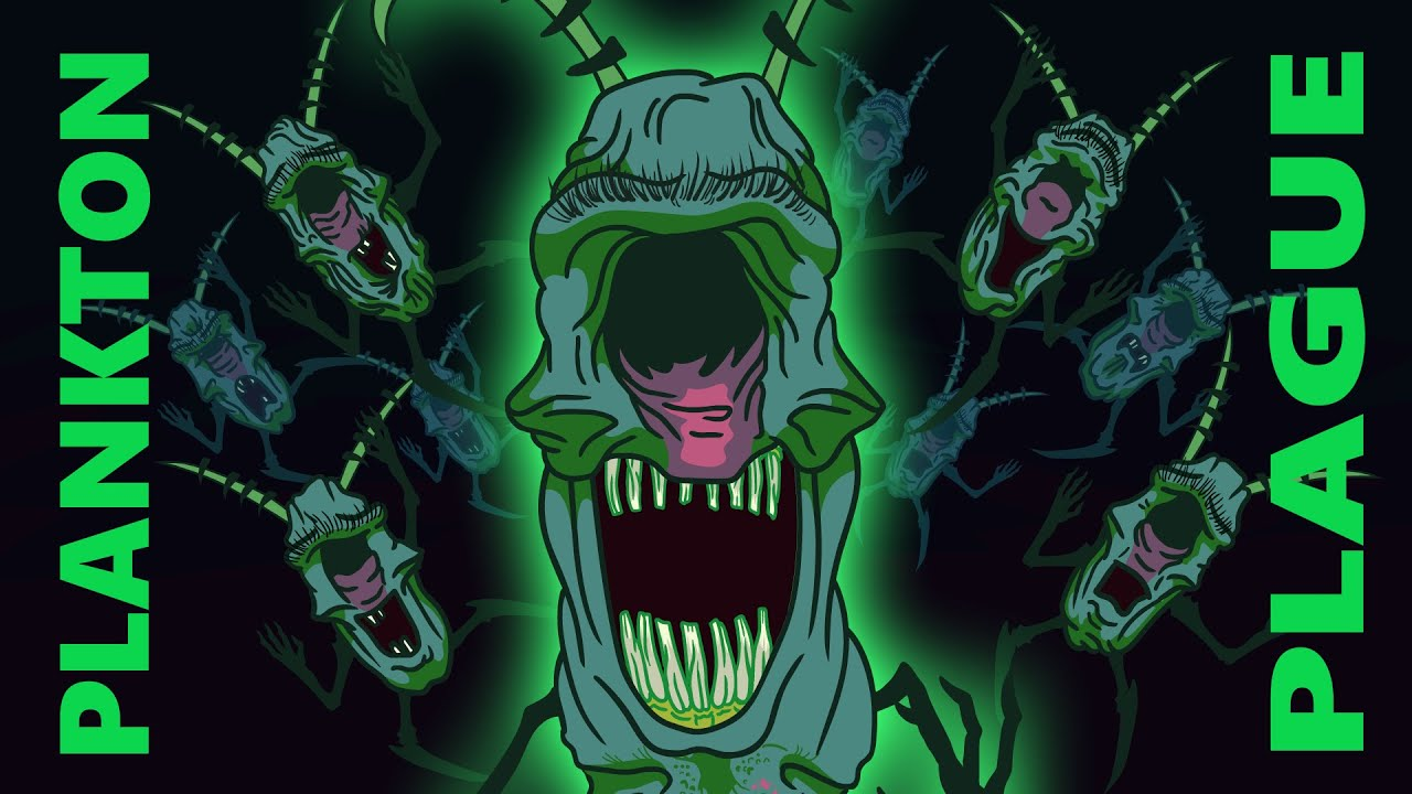 The Plankton Plague #Shorts