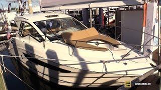 2019 Sea Ray Sundancer 350 Coupe Motor Boat - Walkaround - 2018 Fort Lauderdale Boat Show