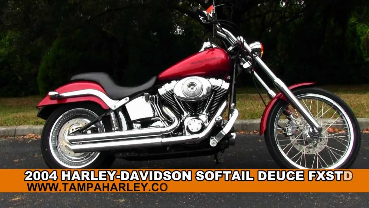 2004 Harley-davidson Softail Deuce Fxstd