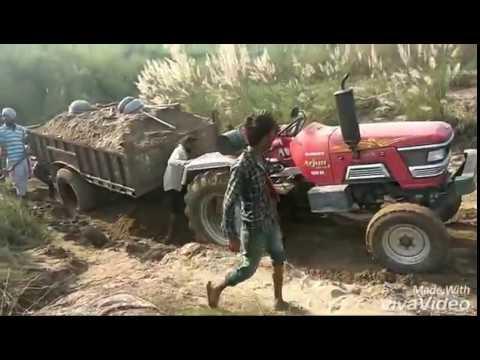 Mahindra arjun 605 gurjinder singh sangrani