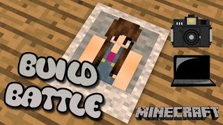Minecraft Build Battle: TEMA CAMERA E PC (EM DUPLA)