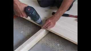 Настил деревянного пола(, 2012-09-17T16:46:43.000Z)