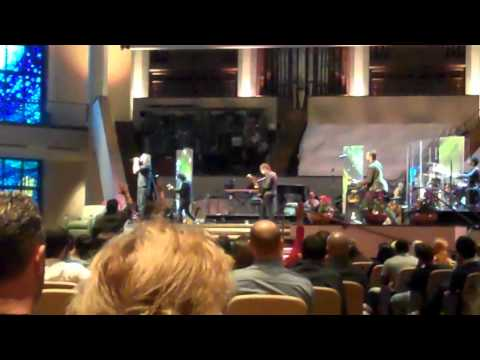 Scott Stapp- Surround Me (Second Baptist Houston, Tx)
