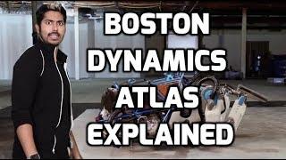 Boston Dynamics Atlas Explained