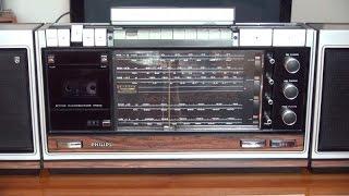 Philips 22RR800 - oprava a zkouška
