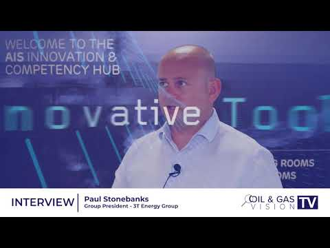 Oil & Gas Vision Interview - Paul Stonebanks, 3T Energy Group