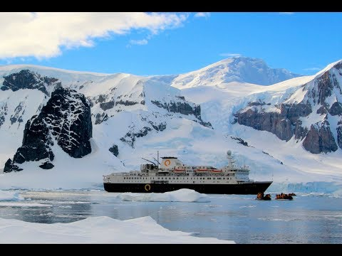 Antarctic Ship Inspection - Ocean Endeavour