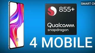 4 mobile Snapdragon 855 Plus