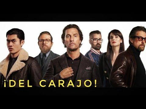 🎬LOS CABALLEROS criminales con clase, nueva joya del #Cine / Opinión