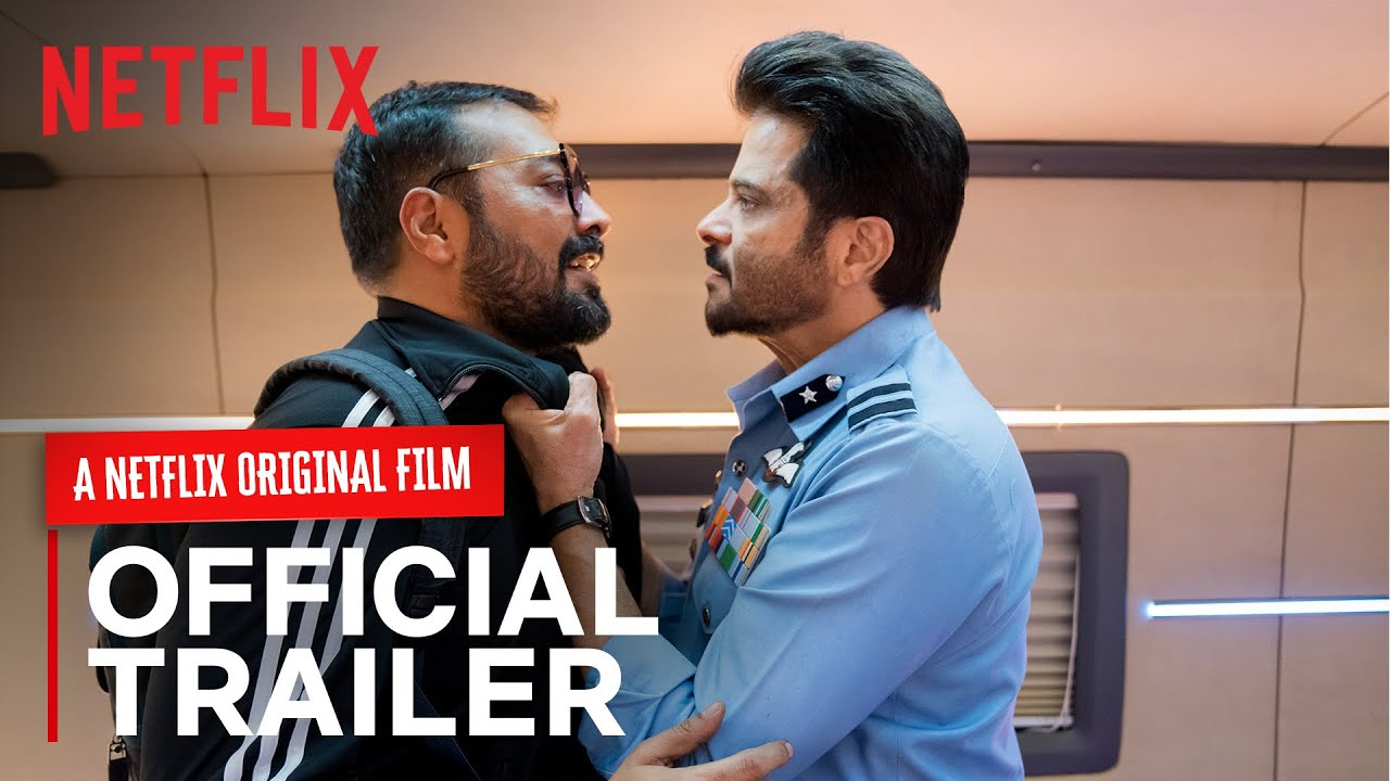 AK vs AK | Official Trailer | Anil Kapoor, Anurag Kashyap, Vikramaditya Motwane | Netflix India - YouTube