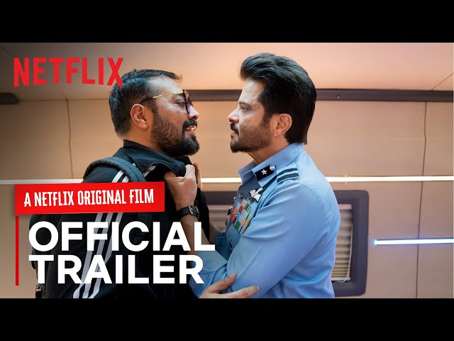 AK vs AK   Official Trailer   Anil Kapoor, Anurag Kashyap, Vikramaditya Motwane   Netflix India