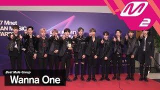 (미공개) [2017MAMA x M2] Wanna One at 땡큐스테이지(Thank You Stage)
