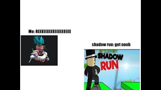 ROBLOX Shadow Run Parte #1