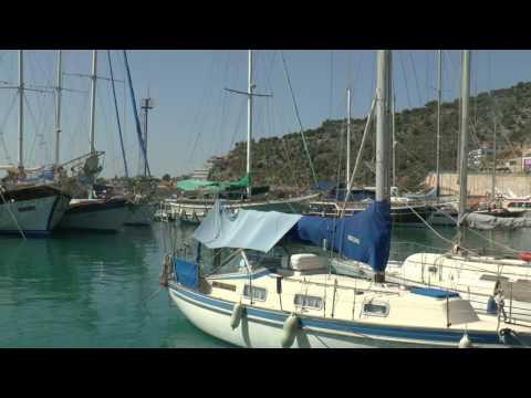 Finike Marina,Southern Turkey,2017