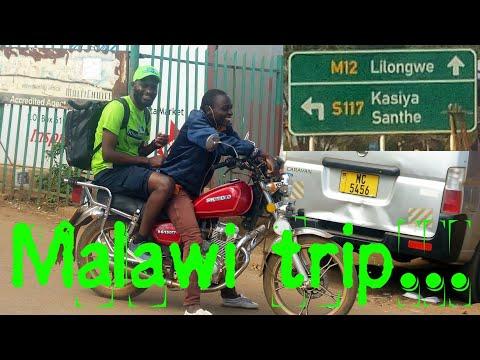 Chipata to Lilongwe, Malawi.