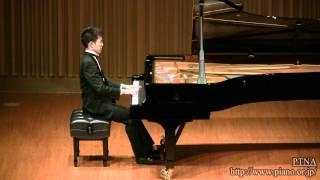 2012王子ホール賞/内匠慧: 菅原明朗/水煙-[白鳳の歌]より-