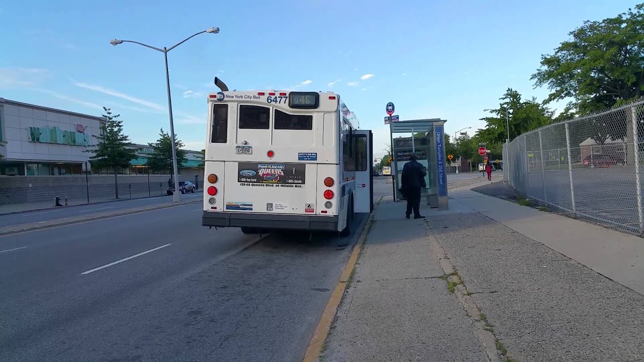 20+ Q46 Pictures and Ideas on Weric Q Bus Map on