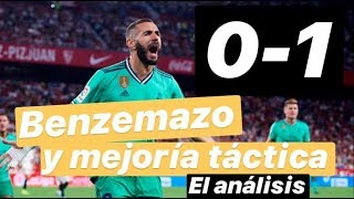 0-1 Sevilla vs Real Madrid. ¿Triunfo justo? El análisis.
