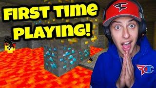 So I Tried Playing Minecraft.......
