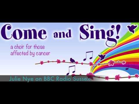 Julie Nye on BBC Radio Sussex
