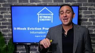 Rethinking Homelessness Eviction Prevention Webinar Q&A