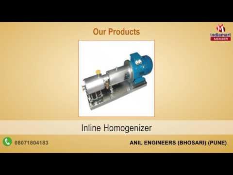 Dairy Machines & Equipments By Anil Engineers, Bhosari, Pune