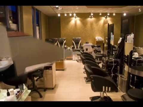 Salon De Coiffure Montreal - YouTube