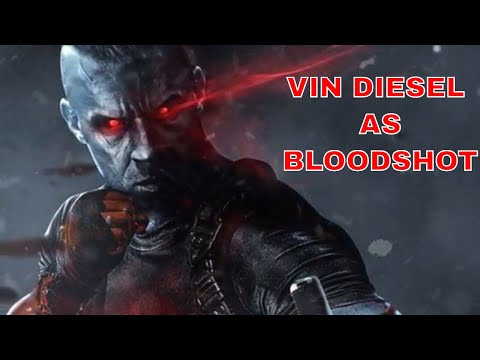 Vin Diesel To Play Bloodshot In Sony Pictures Valiant Extended Universe