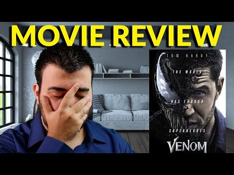 Venom Movie Non Spoiler Review - Mediocre At Best, Boring At Worst - YouTube Tech Guy