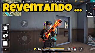 """Use la """"DOBLE ESCOPETA""""  SOLO VS ESCUADRA *FREE FIRE"""