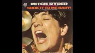 MITCH RYDER & THE DETROIT WHEELS - Sock It to Me (1967) ORIGINAL 45rpm!