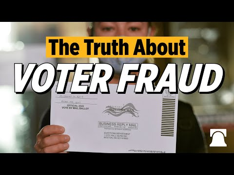 Mail-In Voting and Voter Fraud: What You Need to Know