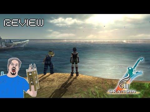 Grandia III Review (PS2)