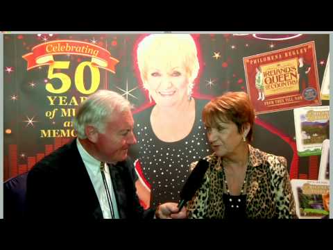 Philomena Begley celebrates 50 Years in Country and Western Music on Country Time With Quinn