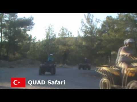 Quad Safari Turkiye 2013