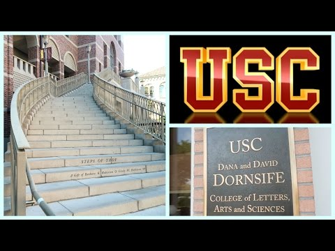 USC Campus Tour! (University of Southern California)